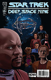 IDW Star Trek DS9 Fool's Gold #1A