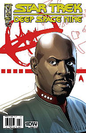 IDW Star Trek DS9 Fool's Gold #1B