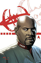 IDW Star Trek DS9 Fool's Gold #1RI