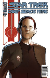 IDW Star Trek DS9 Fool's Gold #4B