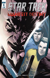 IDW Star Trek Manifest Destiny 1