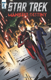 IDW Star Trek Manifest Destiny 2