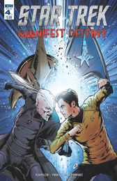 IDW Star Trek Manifest Destiny 4