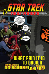 IDW Star Trek Photonovel: New Visions 18 Convention