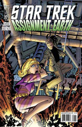 IDW Assignment: Earth #1