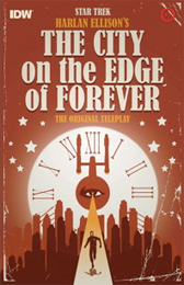 "IDW Star Trek ""The City on the Edge of Forever"" #1 Reprint"