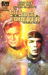 "IDW Star Trek ""The City on the Edge of Forever"" #2 SUB"