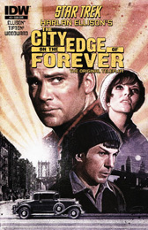 "IDW Star Trek ""The City on the Edge of Forever"" #3 SUB"
