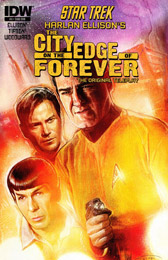 "IDW Star Trek ""The City on the Edge of Forever"" #4 SUB"