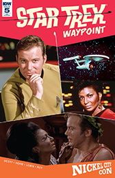 IDW Star Trek Waypoint 5 RE
