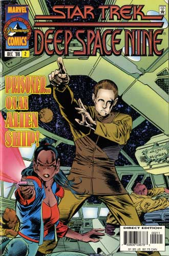 Marvel Deep Space Nine Monthly #2