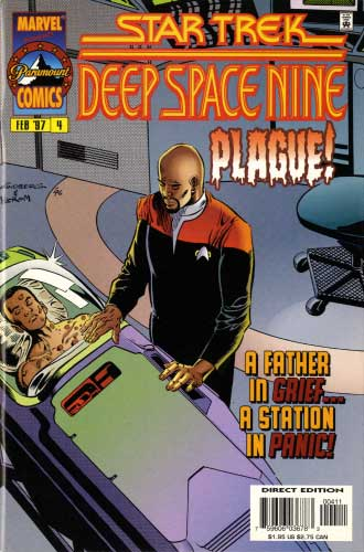 Marvel Deep Space Nine Monthly #4