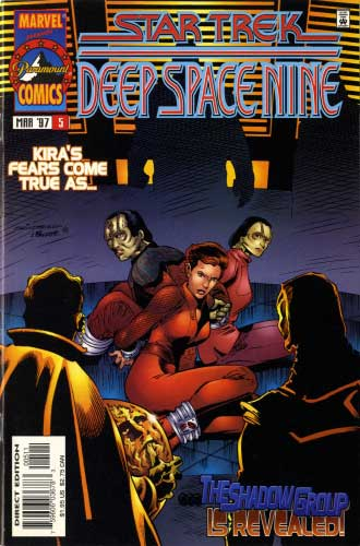 Marvel Deep Space Nine Monthly #5
