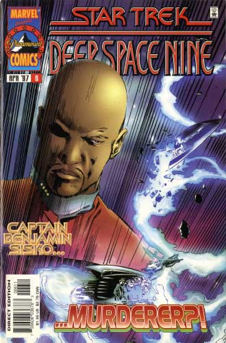 Marvel Deep Space Nine Monthly #6