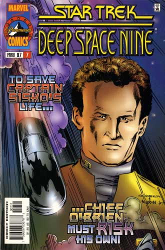 Marvel Deep Space Nine Monthly #7