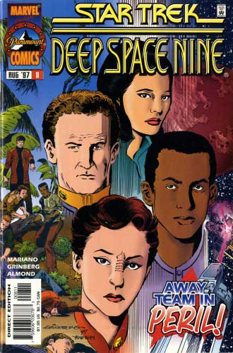 Marvel Deep Space Nine Monthly #8