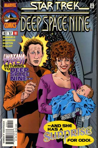 Marvel Deep Space Nine Monthly #10