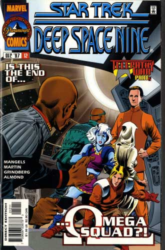 Marvel Deep Space Nine Monthly #12