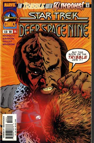 Marvel Deep Space Nine Monthly #14