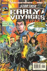 Marvel Early Voyages #1