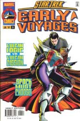 Marvel Early Voyages #6