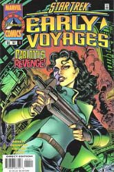 Marvel Early Voyages #11
