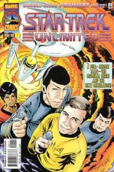 Marvel Star Trek Unlimited #1