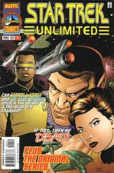 Marvel Star Trek Unlimited #4