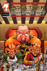 Marvel Star Trek Unlimited #7