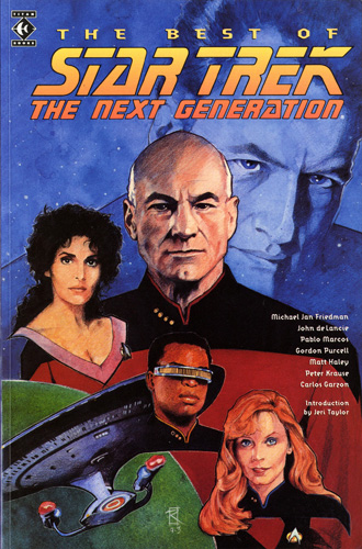 DC The Best of TNG