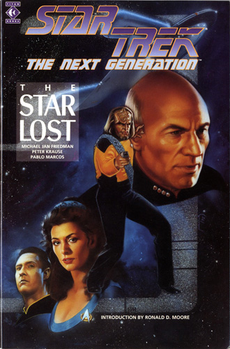 DC TNG The Star Lost