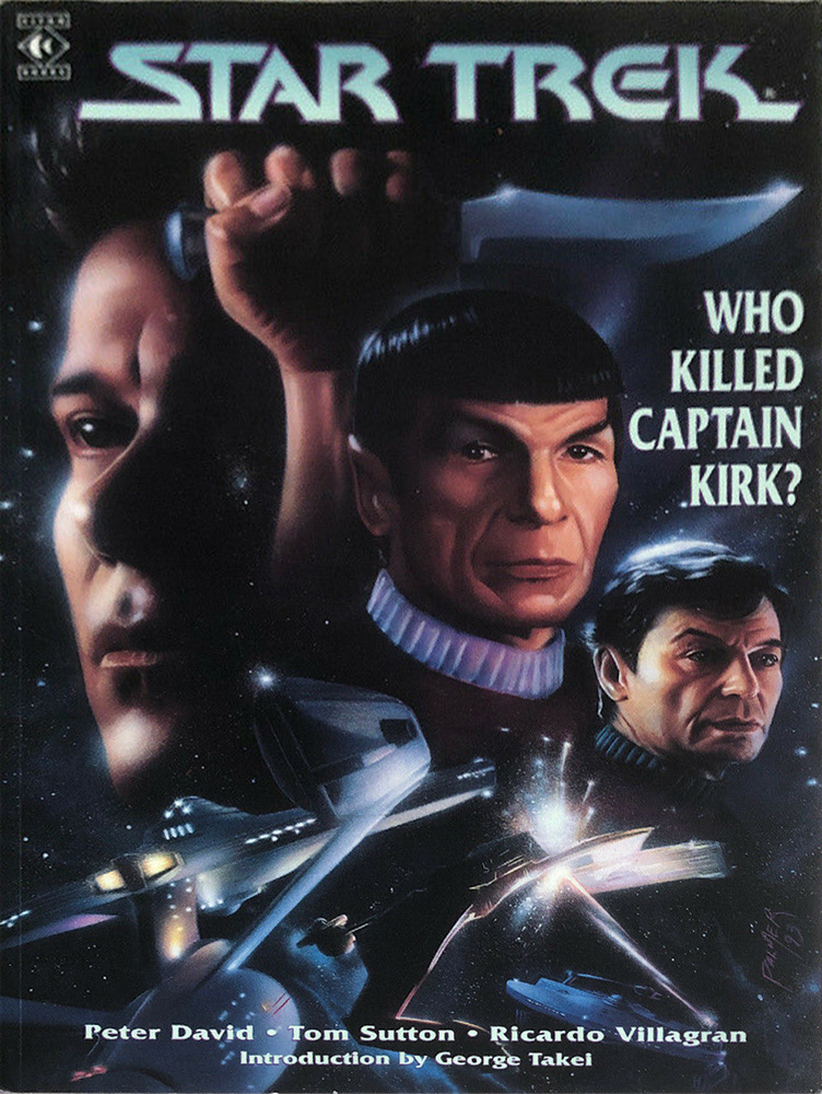 Who Killed Captain Kirk?