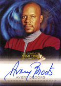 A1 Avery Brooks