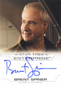 Brent Spiner - Autograph
