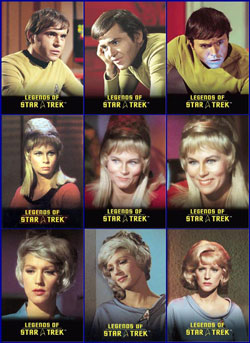Chekov, Rand, Chapel Legends Set