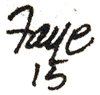 Connie Faye Signature