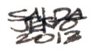 Jason Saldajeno Signature