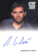 Autograph - Roberto Orci