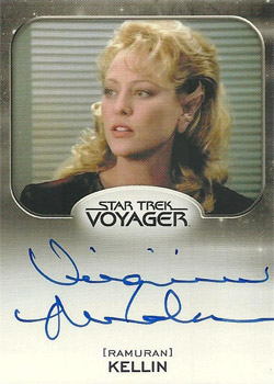 Autograph - Virginia Madsen