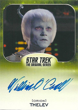 Autograph - William O'Connell