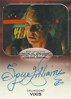 Autograph - Spice Williams