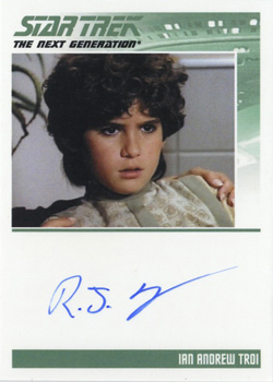 Autograph - R.J. Williams
