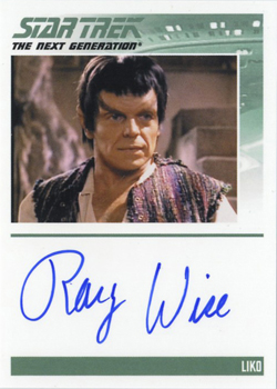 Autograph - Ray Wise