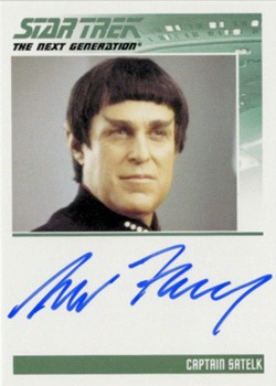 Autograph - Richard Fancy