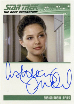 Autograph - Ashley Judd