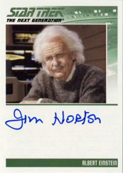 Autograph - Jim Norton