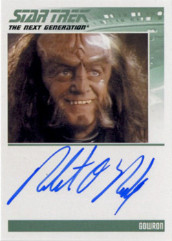 Autograph - Robert O'Reilly