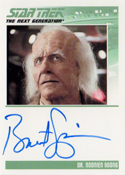 Autograph - Brent Spiner