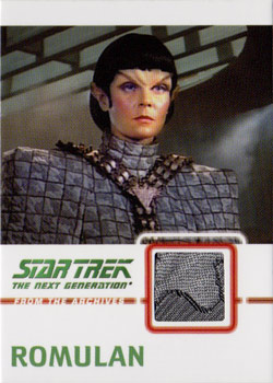 C16 Romulan Female Costume Card A