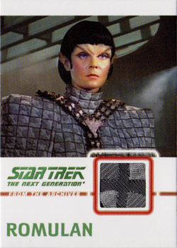 C16 Romulan Female Costume Card B